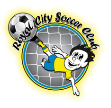 Royal City Soccer Club Logo